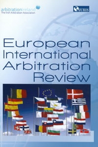 European International Arbitration Review