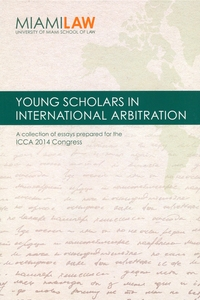 Young Scholars in International Arbitration